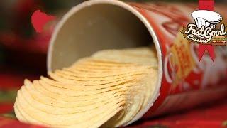 Video Comment faire des Pringles | FastGoodCuisine MP3, 3GP, MP4, WEBM, AVI, FLV Mei 2018