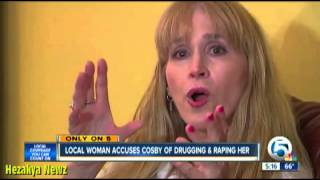 Florida woman Becomes FOURTH Victim To ACCUSE Bill Cosby Of DRUGGING and RAPING Her!!