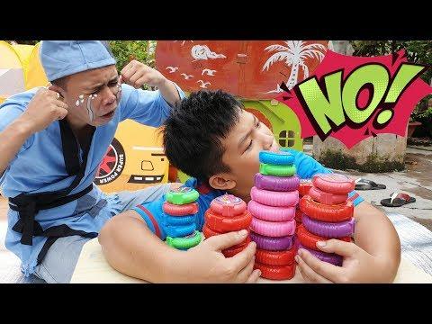 Trò Chơi Bé Pin Chia Nhà ❤ ChiChi ToysReview TV ❤ Đồ Chơi Trẻ Em Baby Doli Fun Song Bài Hát Vần Thơ