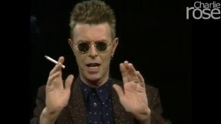 """David Bowie: to be an artist is to be """"dysfunctional"""" (Mar. 31, 1998) 
