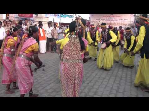 Video Baiga Karma Dance from Madhya Pradesh download in MP3, 3GP, MP4, WEBM, AVI, FLV January 2017