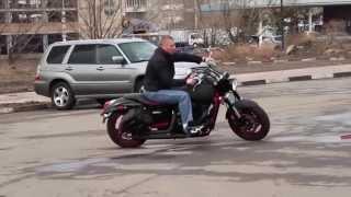 5. Kawasaki VN Mean Streak 1600 SE