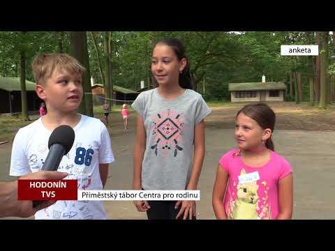 TVS: Deník TVS 19. 7. 2018