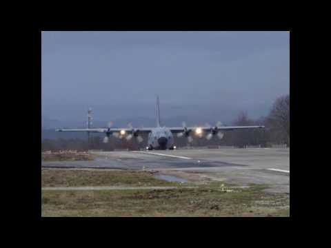 A C-130 Hercules from Portuguese...