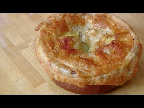Chicken Pot Pie Recipe – Laura Vitale – Laura in the Kitchen Episode 219