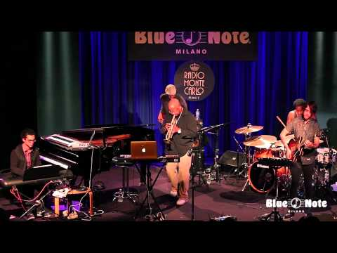 Terence Blanchard E- Collective - Oscar Groove - Live @ Blue Note Milano