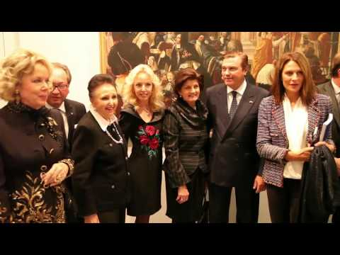 Ordine Constantiniano 2013 – Prestigiosa mostra a Parigi dell'Ordine Costantiniano e Real Casa delle Due Sicilie