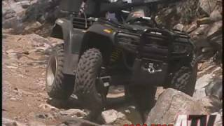 6. ATV Television - 2003 Can Am Quest 650 Test