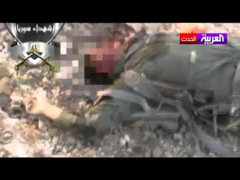 الجيش الحر يسقط طائرة ميغ في منطقة أبو ظهور بإدلب