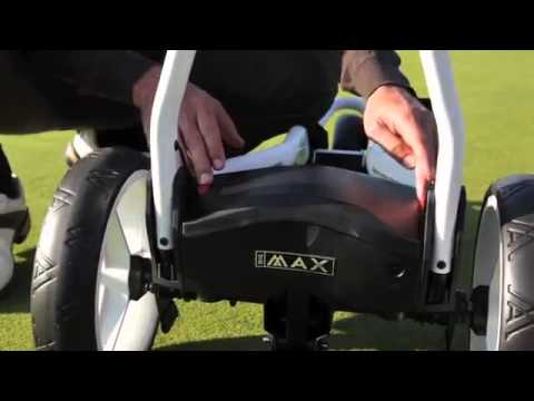 Big Max Gamma Electric Trolley