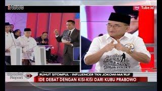 Ruhut Sitompul  Kalau Tak Ada Kisi Kisi  Debat Capres Cawapres Pasti Keren    Special Report 21 01