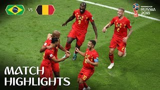 Video Brazil v Belgium - 2018 FIFA World Cup Russia™ - Match 58 MP3, 3GP, MP4, WEBM, AVI, FLV September 2018