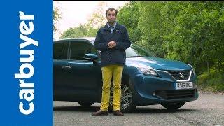 Suzuki Baleno hatchback 2016 review –Carbuyer by Carbuyer