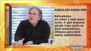 Şiddetli Kabızlığa Karşı Kür - Prof. Dr. İbrahim Saraçoğlu