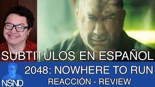 Nonton 2048: NOWHERE TO RUN (subtítulos) | Cortometraje de Blade Runner 2049 | REACCIÓN | ANÁLISIS Film Subtitle Indonesia Streaming Movie Download