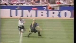 EM 1996: Seaman hält Elfer, Gascoigne mit Traumtor im Gegenzug