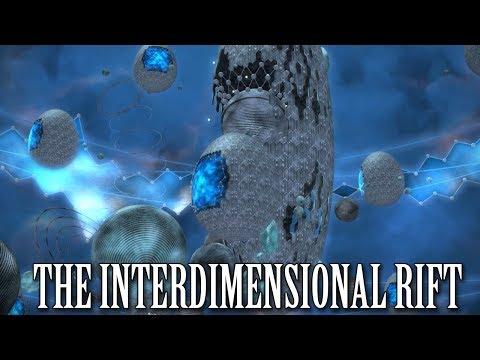 FFXIV OST Interdimensional Rift