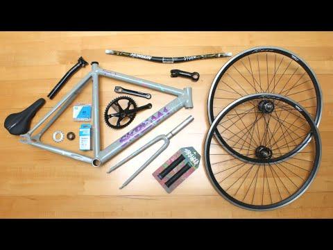 Bike Build - Skream Sprint V2