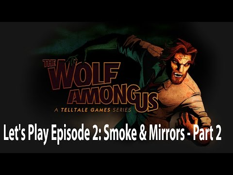 The Wolf Among Us : Episode 2 - Smoke and Mirrors Xbox One