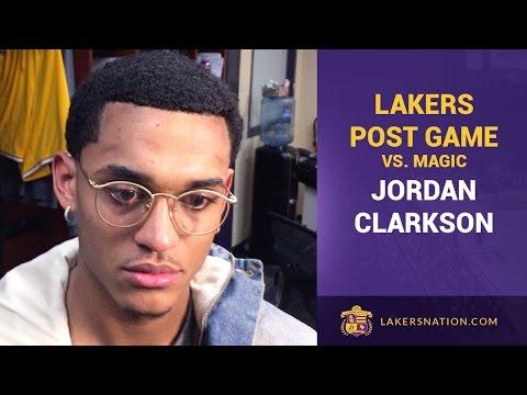 Video: Jordan Clarkson On His Ankle-Breaker Over Evan Fournier