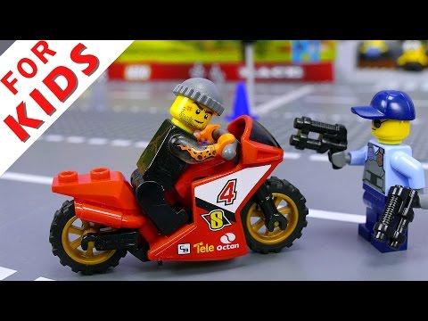 LEGO Motorbike Race - Thời lượng: 4:24.