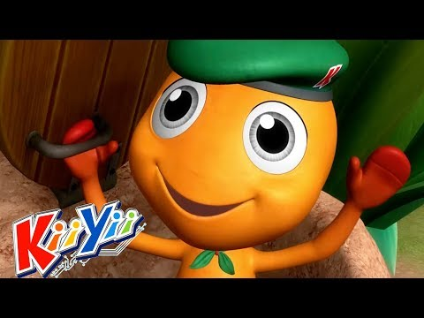 Ants Go Marching | Plus Lots More Nursery Rhymes | COMPILATION by KiiYii | Songs For Children