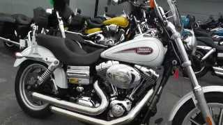 8. 317695 - 2007 Harley-Davidson Dyna Low Rider FXDL - Used Motorcycle For Sale