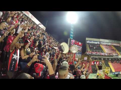 Nuevo bombo de la Gloriosa #12 - La 12 - Alajuelense - Costa Rica - América Central