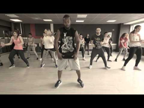 Flashmob Collabo - Psquare - Lionel Choreography