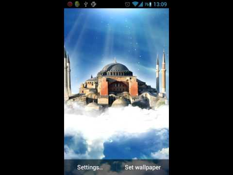 Video of Hagia Sophia Live Wallpaper