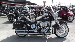 7. 036097 - 2005 Harley Davidson Softail Deluxe FLSTNI - Used motorcycles for sale