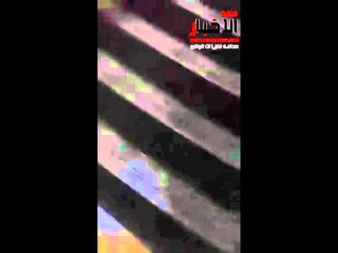 بالفيديو | المحافظه من داخل مكتب الكوارث بتغرق