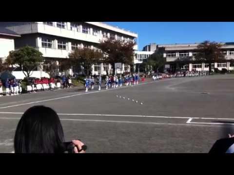 2012大沢少年少女鼓笛隊 野球開会式 九沢小?