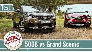 Peugeot 5008 vs Renault Grand Scenic: Jeden je väčší, druhý komfortnejší