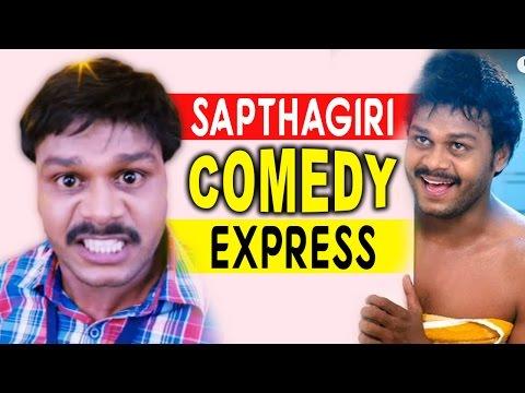 Sapthagiri Comedy Express || Exclusive Back 2 Back Comedy Scenes || Akhil, Selfie Raja || 2016