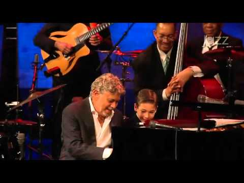Brandon with Monty Alexander - Fly Me to the Moon Jazz at Lincoln Center