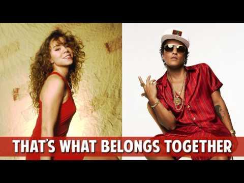 Video Mariah Carey & Bruno Mars - We Belong Together vs That's What I Like (MASHUP) download in MP3, 3GP, MP4, WEBM, AVI, FLV January 2017
