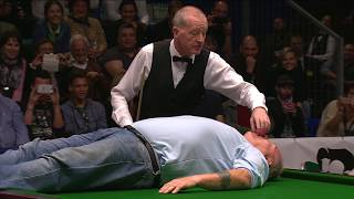 Video Steve Davis trickshot show, 2017. 10. 23. Budapest, Afternoon session MP3, 3GP, MP4, WEBM, AVI, FLV Desember 2018
