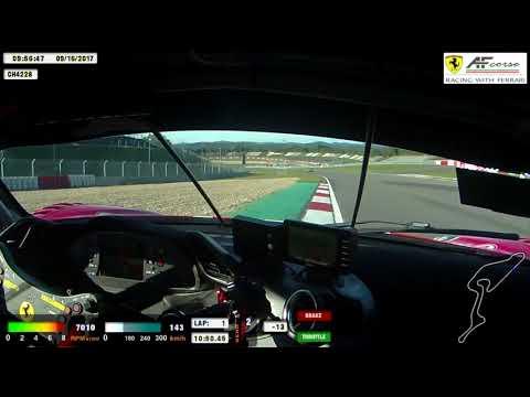 BLANCPAIN SPRINT 2017 - FERRARI 488 GT3 / NURBURGRING GP