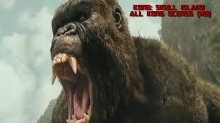 Nonton Kong  Skull Island  2017    All Kong Scenes  Hd  Film Subtitle Indonesia Streaming Movie Download