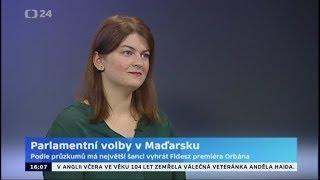 Parlamentí volby v Maďarsku
