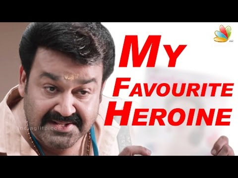 Mohanlal reveals his favourite heroine | Hot Malayalam Cinema News | Shobana | Manju Warrier