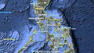 Mauban Philippines  city images : Mauban, Philippines Google Earth