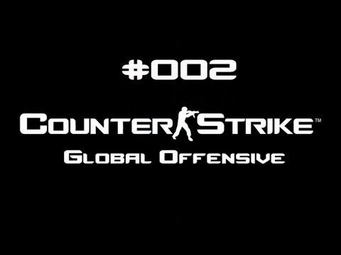 Let's Play Counterstrike GO #002 [Deutsch] [HD] - Runde Zwei
