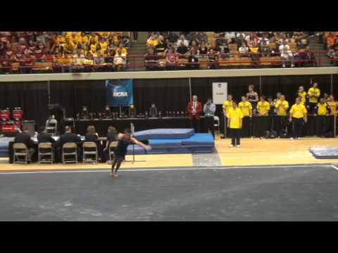 Sam Mikulak - NCAA Team/AA Finals FX