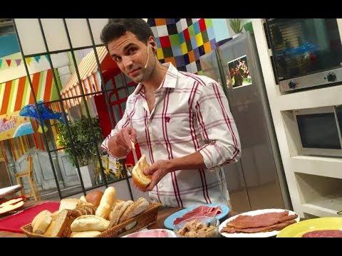 Viandas playeras, sándwiches saludables