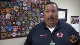 Firework Safety; San Juan County Fire Department