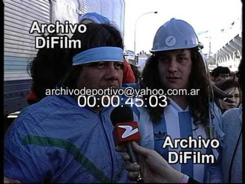 Futbol La vuelta de Temperley - DiFilm 1993 - Los Inmortales - Temperley