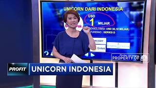 Video Ini Lho... Deretan Unicorn dari Indonesia MP3, 3GP, MP4, WEBM, AVI, FLV Februari 2019
