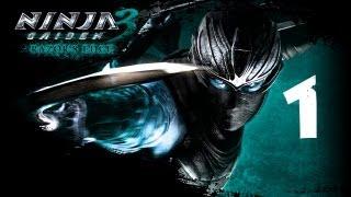 Video Ninja Gaiden 3: Razor's Edge - Walkthrough Day 1 (Ryu Hayabusa) - Part 1 MP3, 3GP, MP4, WEBM, AVI, FLV Desember 2018